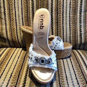Shoes - Glamour wedge